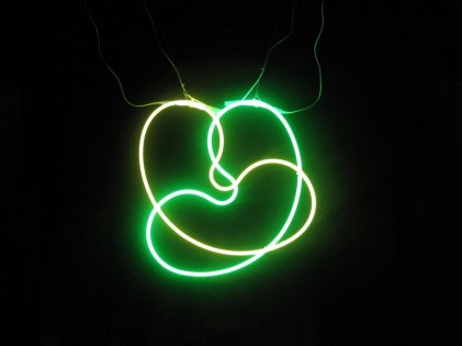 Neon #12, 60 x 75 x 4 cm, neon systems (Ernsting Stiftung, Coesfeld-Lette)