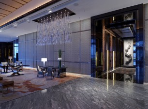 Commission for the Ritz Carlton Hotel, Hong Kong, 2011