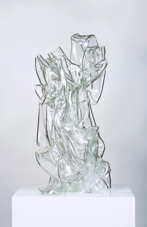 New Moon, 2011, (European Museum of Modern Glass, Coburg)