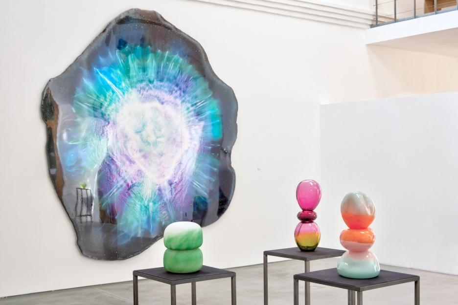 2019_KunstHausPotsdam_3er-Gruppe+Supernova