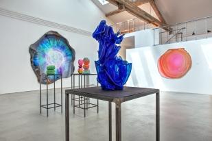 2019_KunstHausPotsdam_4er-Gruppe+Supernova+Hollow-Ware