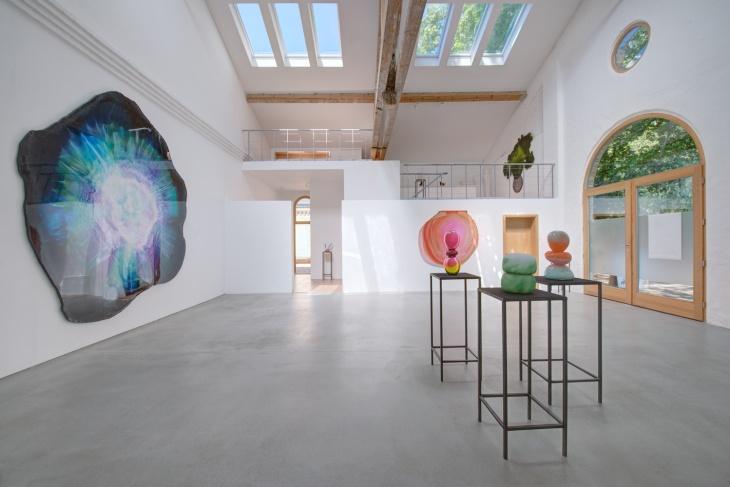 """Prima Materia"", with Wolfgang Ganter, Kunsthaus Potsdam, 2019"