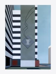 Mokka Eck, 2020, 120 x 80 cm, oil on canvas