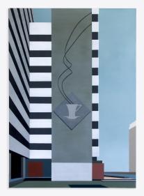 Mokka Eck, 2020, oil on canvas, 100 x 70 cm